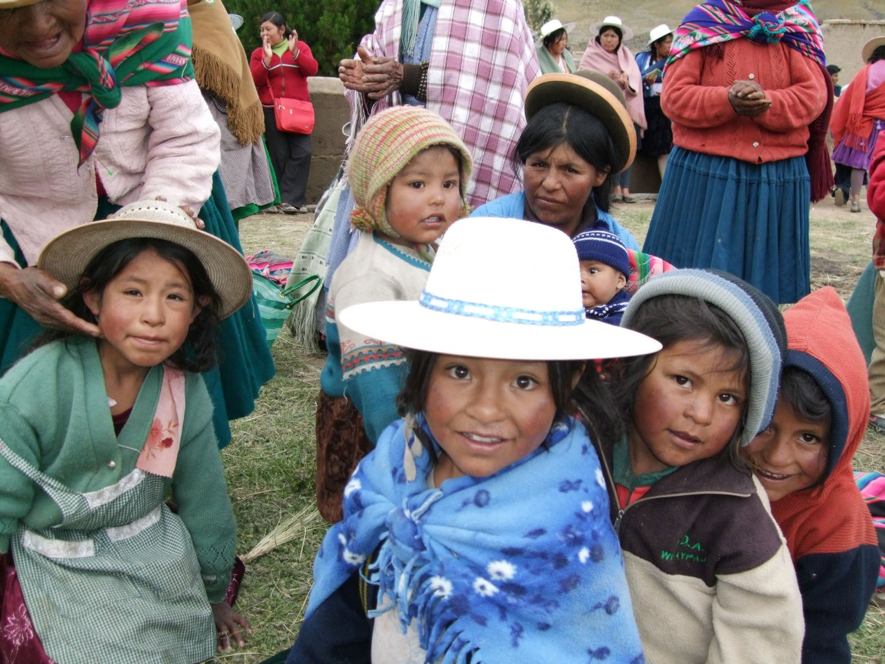Bolivia community development