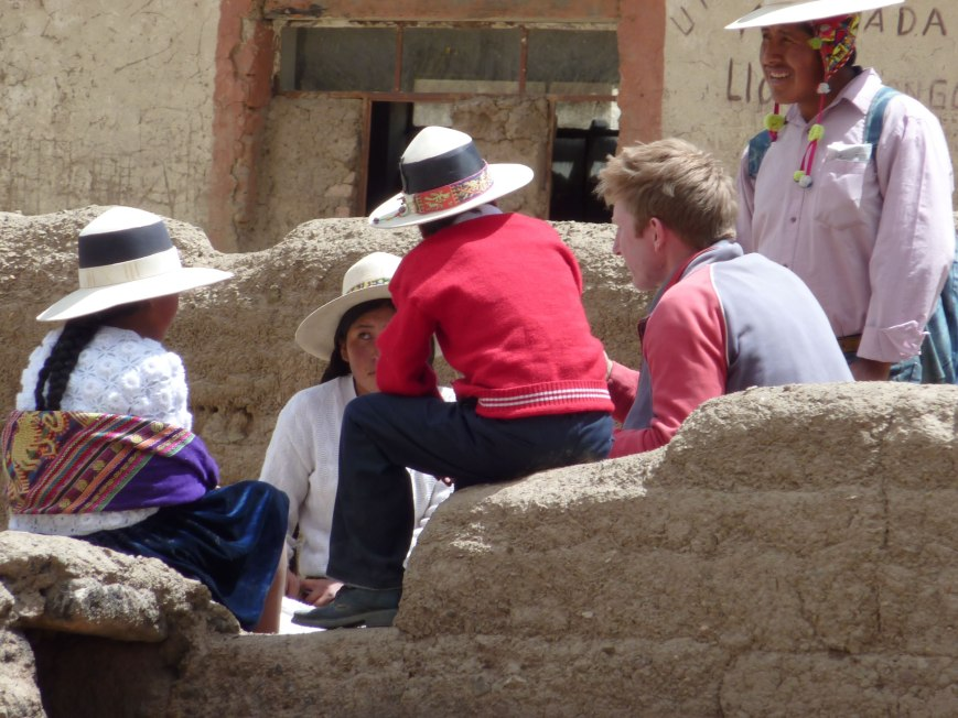 Bolivia medical outreach activities